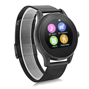 K88H Japan and Korea Version Bluetooth 4.0 Smart Watch MTK2502 Gesture Control Wristwatch