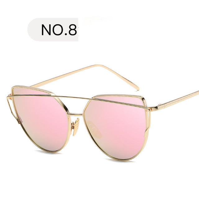 Sunglasses Women Brand Designer Cat eye  UV400