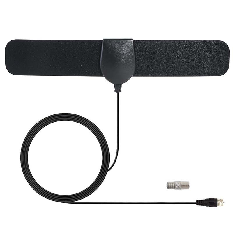 TV Antenna Indoor Digital HDTV Antenna Amplified 25miles Range HD