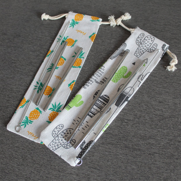 COCKTAIL STRAWS KIT