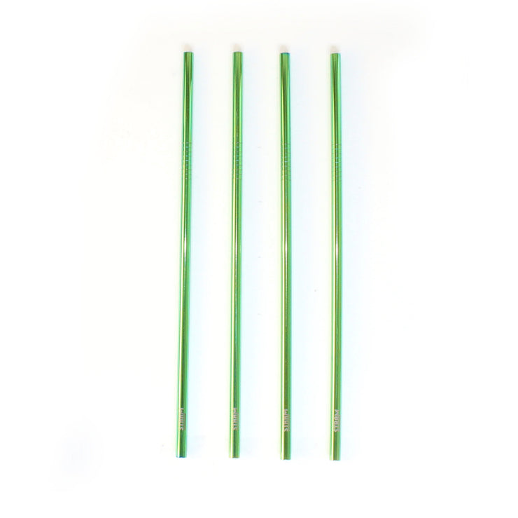 GREEN STRAWS KIT