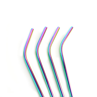 RAINBOW STRAWS KIT - Stram Straws
