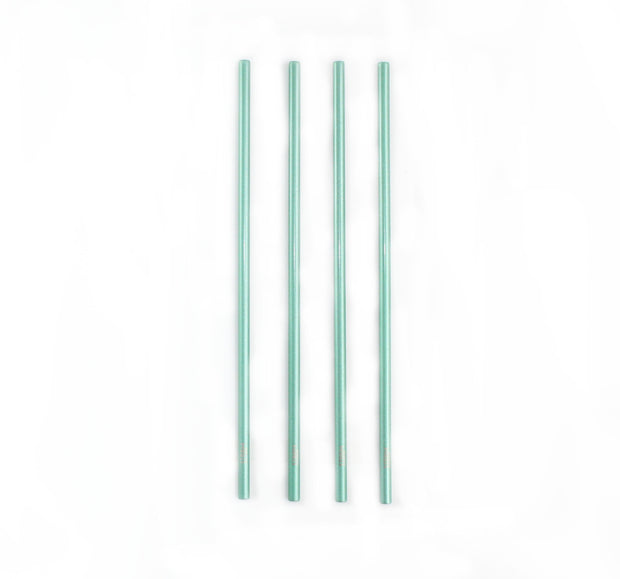 SHINNY GREEN STRAWS KIT