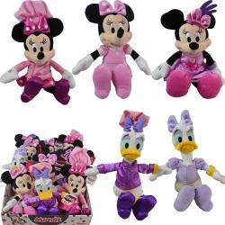 Minnie Mouse and Daisy Duck Plush Assorted Styles 9""