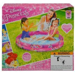 Princess 2 Ring Inflatable Pool (36x8) in Box