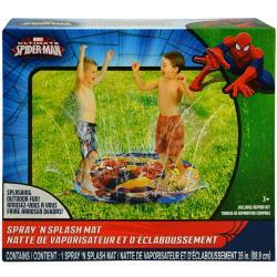 "Spiderman 35"" Spray Mat in Color Box"