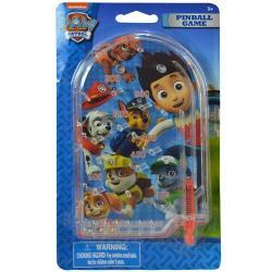PAW Patrol Licensed Pinball on blister card