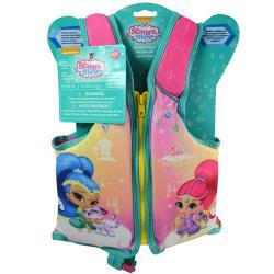 Shimmer & Shine Learn-to-Swim Vest 2 asst- small & med
