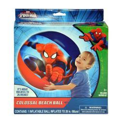 "Spiderman 26"" Colossal Beach Ball in box"