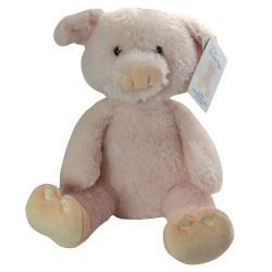 "Gund® This Little Piggy 16"" plush w Sound and moving mouth"