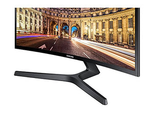 "Samsung LC27F396FHNXZA Curved Monitor, Black, 27"" (Certified Refurbished): Computers & Accessories"