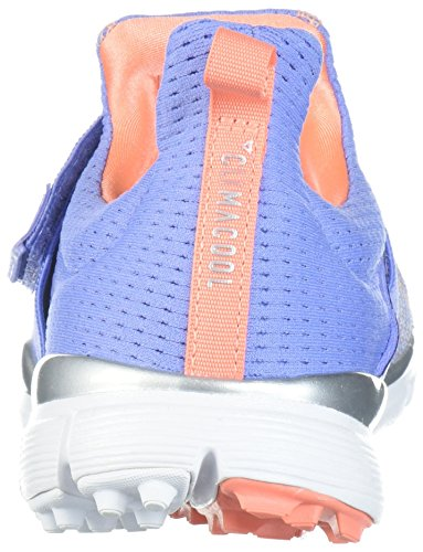cheaper 41324 f2ca9 adidas Women's Climacool Knit Golf Shoe, Chalk Purple/Blue/Coral s, 9.5 M  US | Golf