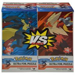 Pokemon vs Series 2pk Ultra Foil Puzzle