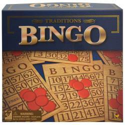 Bingo Game In Traditional Box