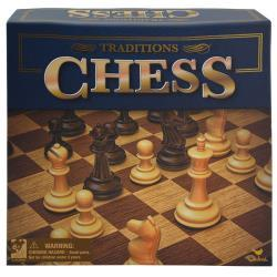 Chess Game In Square Box