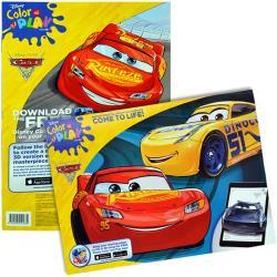 Disney Cars 3 11x16 Giant Coloring & Activity Book