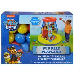 Paw Patrol Ball Pit with 15 balls