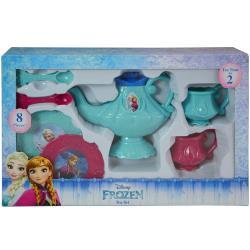 Jakks- Frozen Small 8pc Value Tea Set