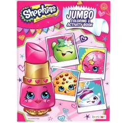Shopkins 96 pg Coloring Book