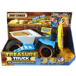 Matchbox Treasure Truck