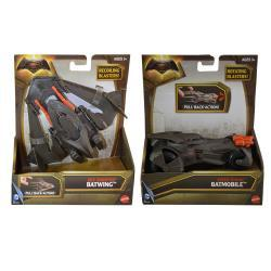 Mattel Batman V/S Superman Vehicle Asst. DCC