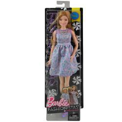 Barbie Fashionistas Doll 53 Lovely in Lilac DCC