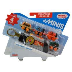 Fisher-Price Thomas & Friends Launcher + Mini pks