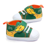 Latest design cute fun 3D cartoon animals baby shoes