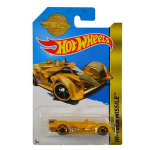 Mattel Hot Wheels 2017 Special Gold Edition - Hi-Tech Missile