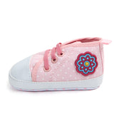 New arrival princess flower baby girl shoes 2018