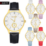 GAIETY Ladies Wrist Watches Women Fashion Watch 2017 Brand Casual Women Watches Female Quartz Watch #815