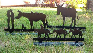 Mail Box Topper