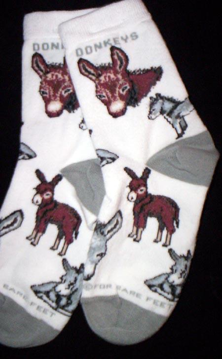 Socks - Kid's Donkey Socks