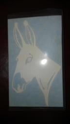 Decal - Mammoth Donkey