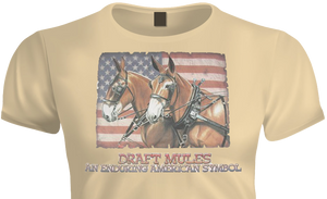 T-Shirt - Draft Mule