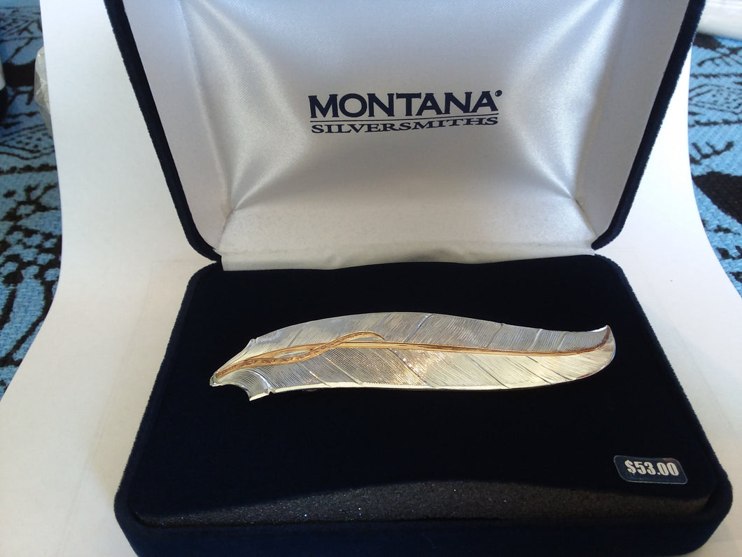 Jewelry - Barrette by Montana Silversmith