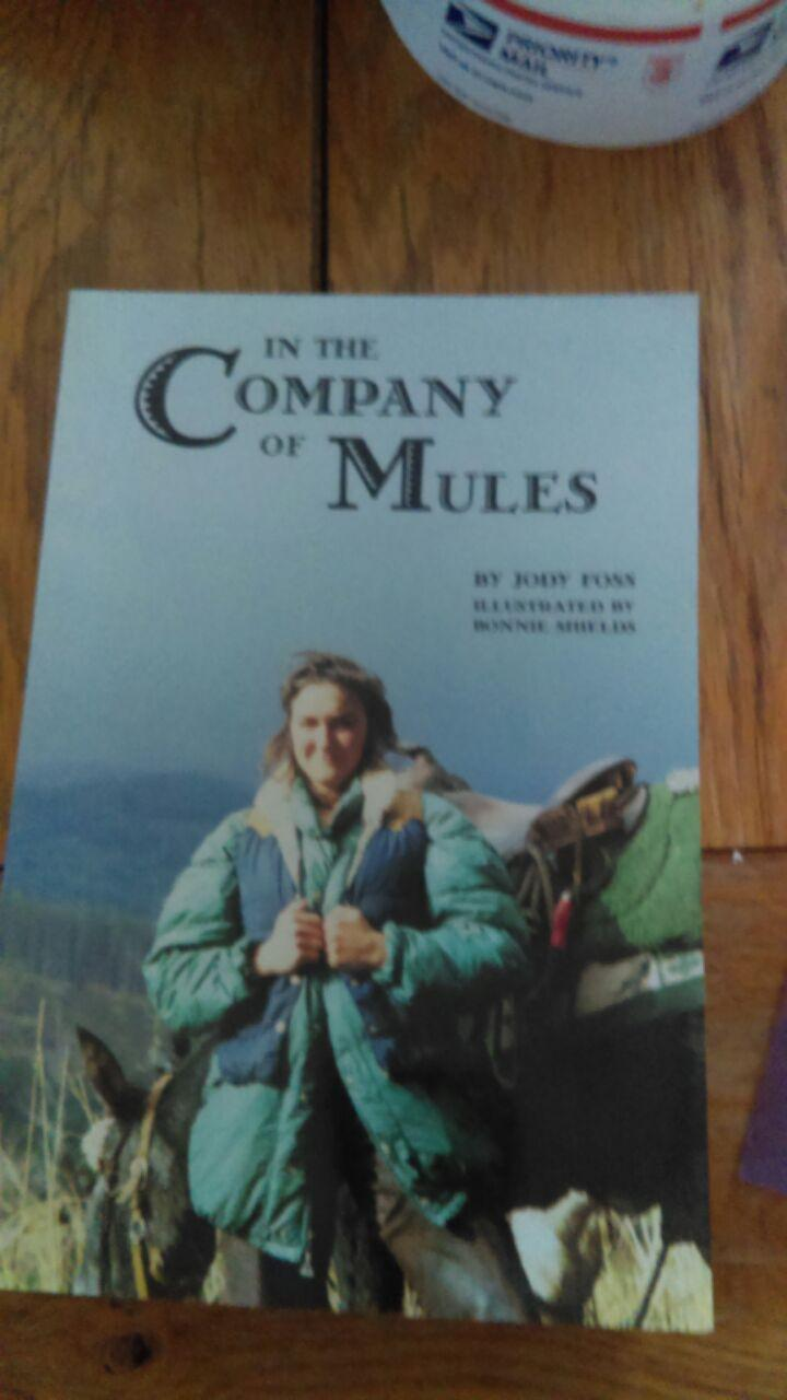 Book - Company of Mules