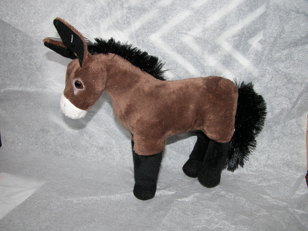 Toy - Stuffed Mule