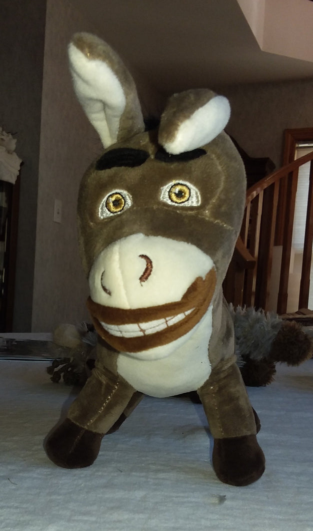 Toy - Stuffed Donkey
