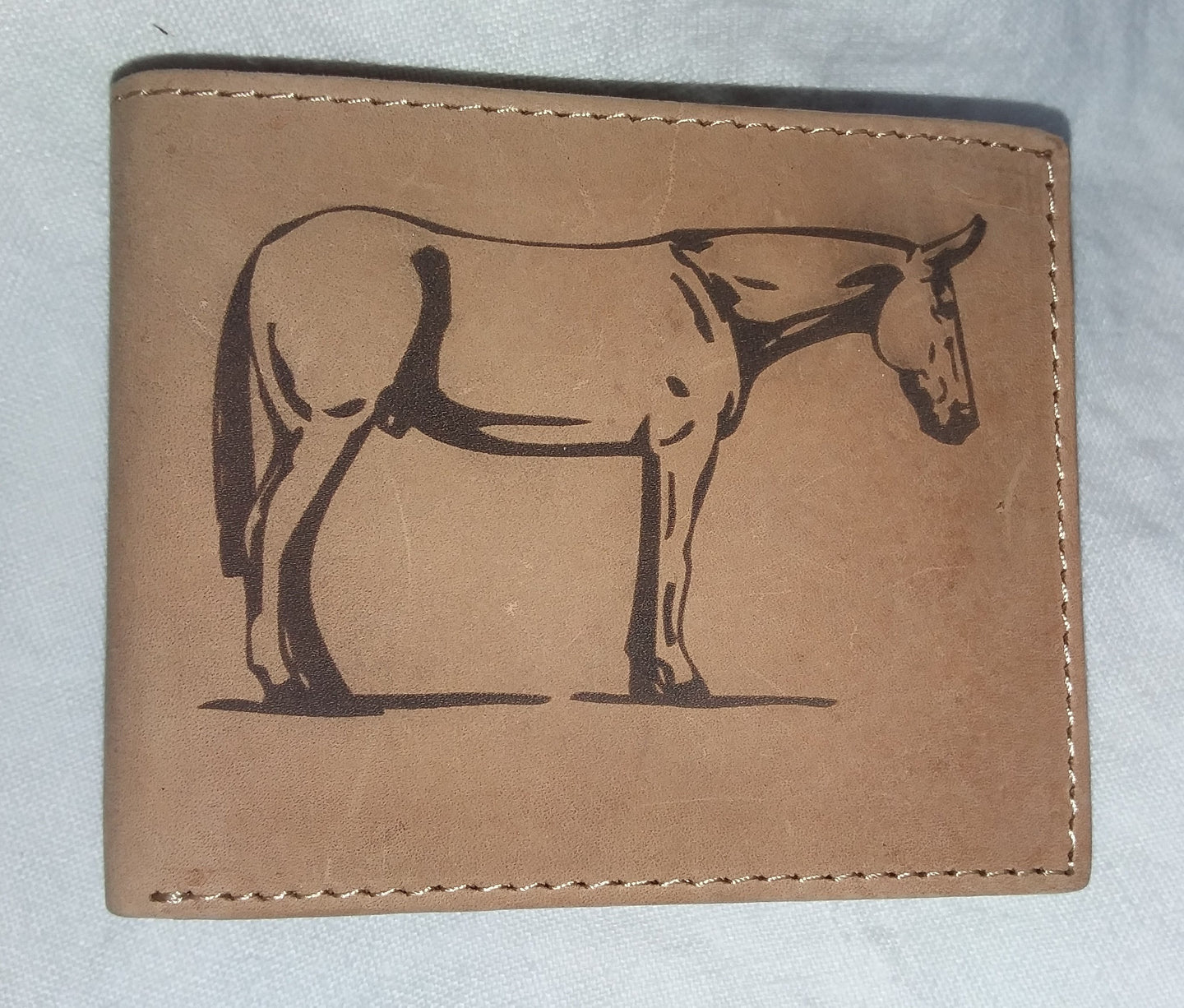 Wallet - Bifold with mule