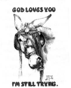 Special Order - Sweatshirt - God Loves You