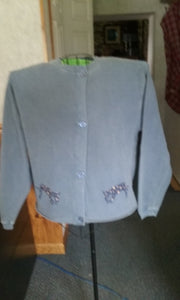 Cardigan - Mini Donkey Cardigan Blue