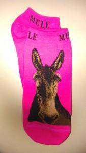 Socks - Mule Footies