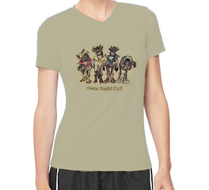 T-Shirt - Girls Night Out