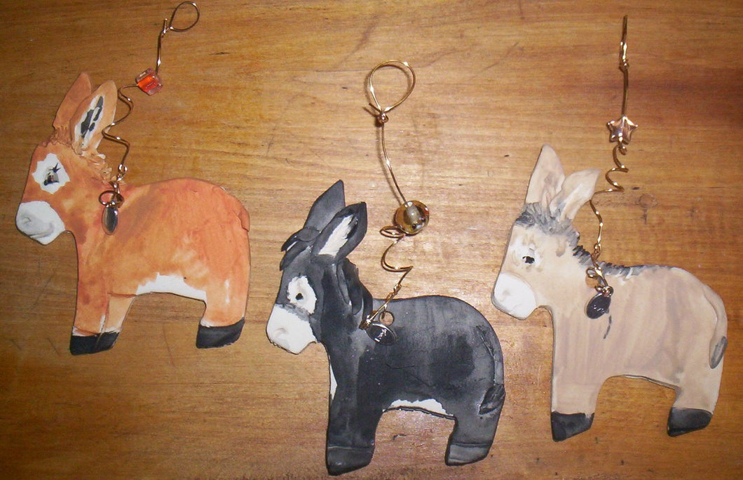 Ornament - Donkey