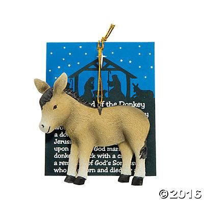 Ornament - Legend of Donkey