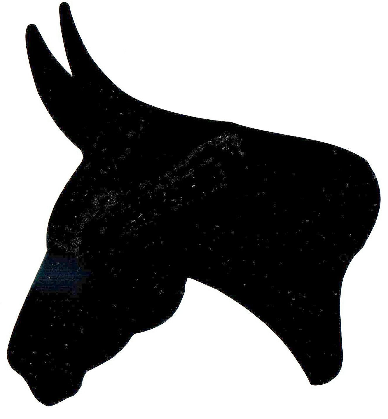 Decal - Sm Mule Head