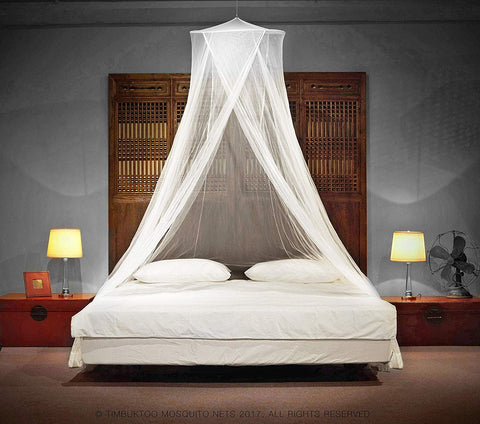 CLEARANCE SALE - MYKONOS Full/Queen-size Bed Net