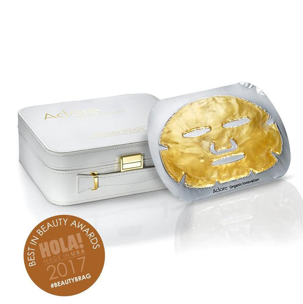 Adore Cosmetics - Golden Touch 24k Techno-Dermis Facial Mask
