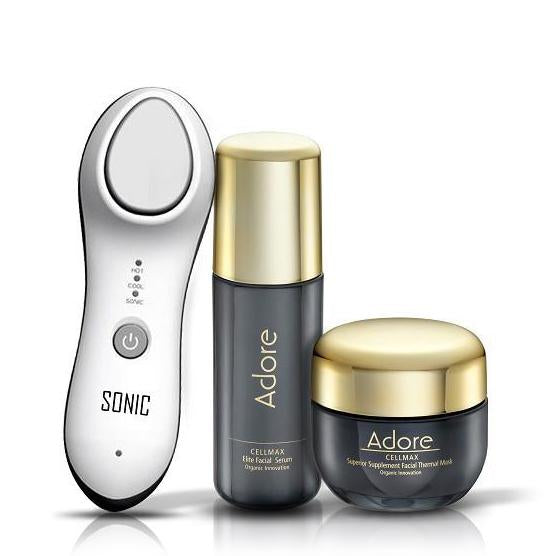 Adore Cosmetics - Ultra Sonic Anti Aging Premium Kit
